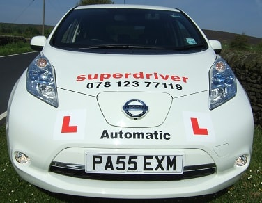 Automatic Driving Instructor in Sheffield
