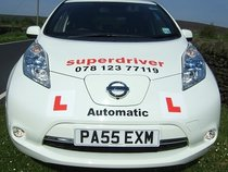 Automatic Driving School in Barnsley