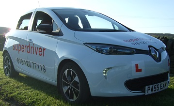 Driving Lessons in Thorpe Hesley