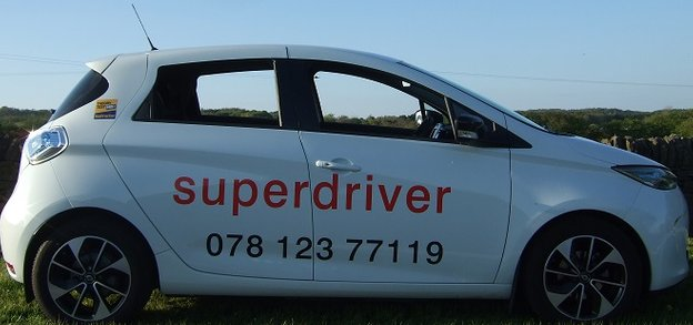 Automatic Driving Lessons Chesterfield