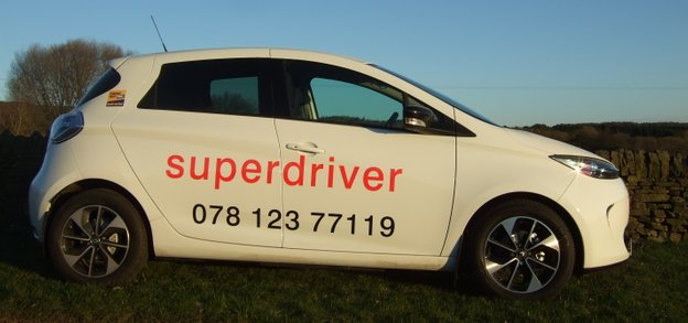 Automatic Electric Car Driving Lessons in Sheffield from