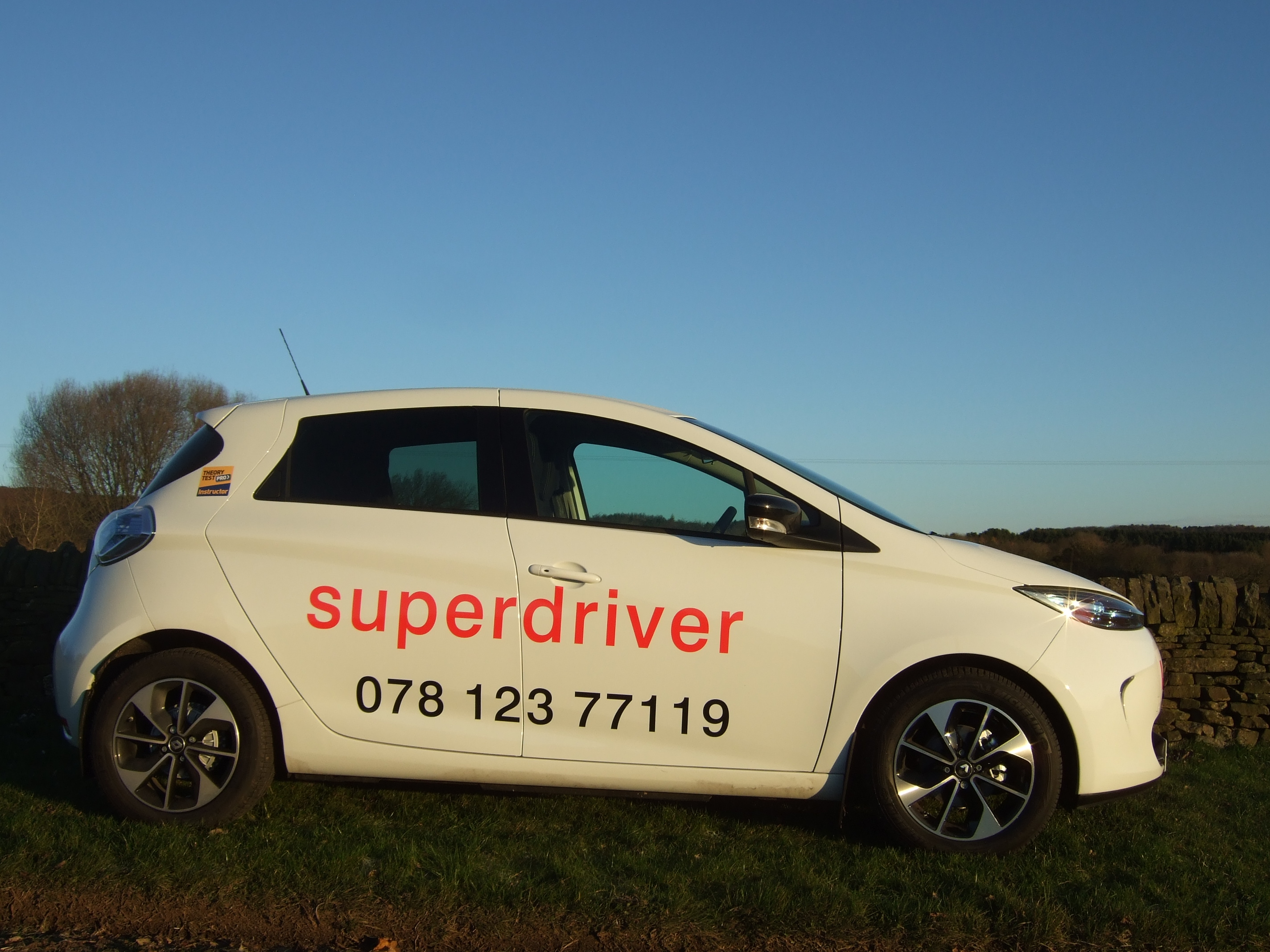 Automatic Driving Lessons Sheffield