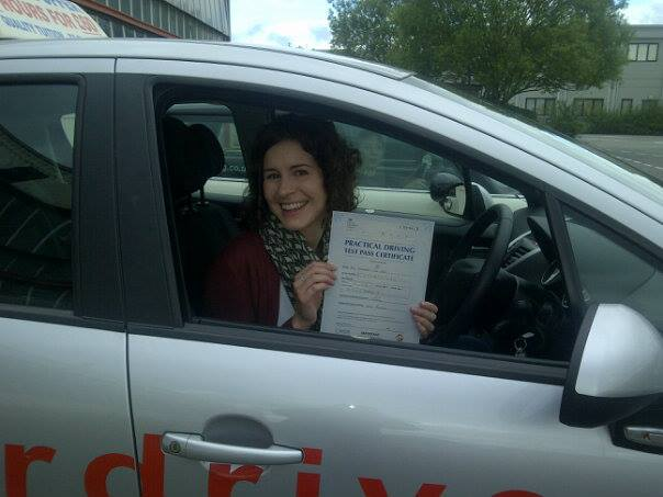 Female Driving School in Sheffield