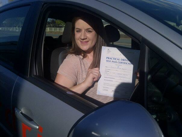 Female Driving Instructor in Chesterfield