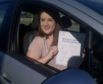 Female Driving Instructor in Bawtry