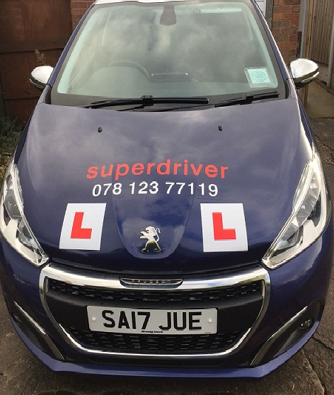 Driving Lessons in Chesterfield